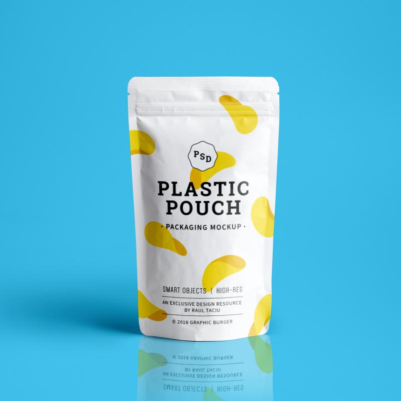 Plastic Pouch